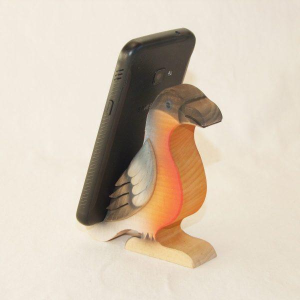 Handyhalter Vogel Bild 1