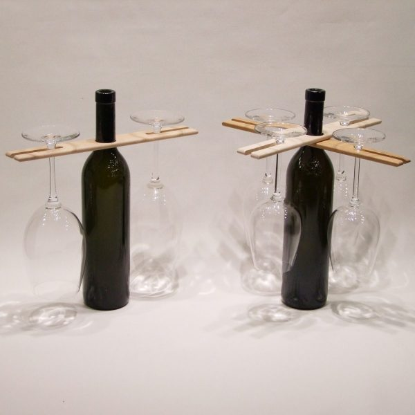 Weinglashalter